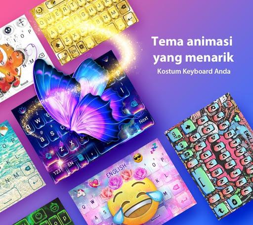 GO Keyboard – Emoji keyboard, Emoticons, Emoji GIF