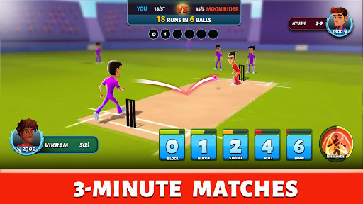 Hitwicket Superstars - Cricket Strategy Game 2020 3.6.21 screenshots 5