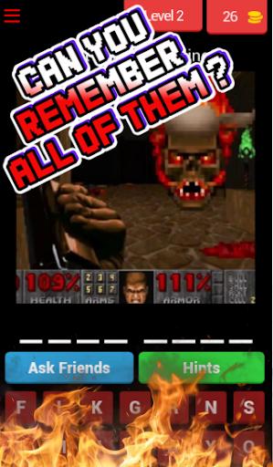 doom monsters - guess the monster : classic doom APK MOD (Astuce) screenshots 1
