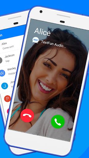 TextFun : Free Texting & Calling 2.2.1 Screenshots 2