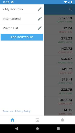 Foto do Stock Market Tracker