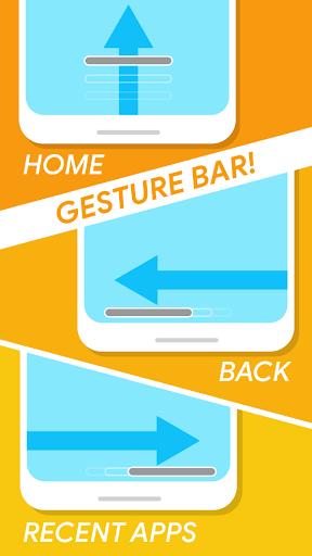 [Discontinued] Navigation Gestures–Swipe Controls screen 1