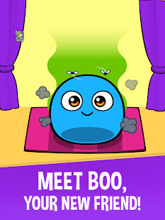 My Boo: Your Virtual Pet To Care and Play Games 2.14.21 Screenshots 1