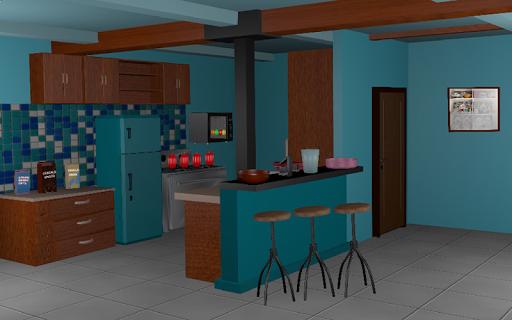 3D Escape Games-Puzzle Kitchen  screenshots 8