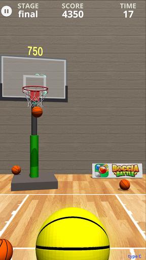 Swish Shot! Basketball Shooting Game screenshots 2