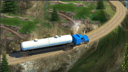 Indian Oil Tanker Truck Simulator Offroad Missions 2.8 Screenshots 14