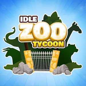 Idle Zoo Tycoon 3D  Animal Park Game