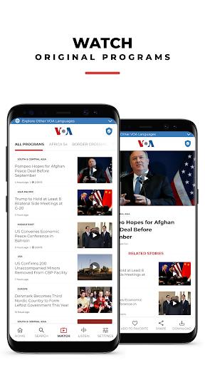 VOA News 4.2.2 Screenshots 3