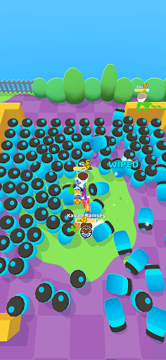 Blast Land 3D android2mod screenshots 2
