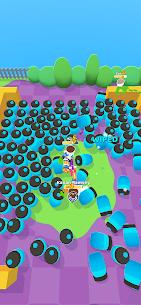Blast Land 3D MOD (Unlimited Money) 2