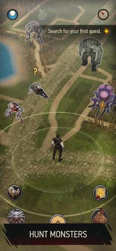 The Witcher: Monster Slayer screenshots 6