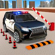 Police Prado Car Parking Simulator Car Games 2021