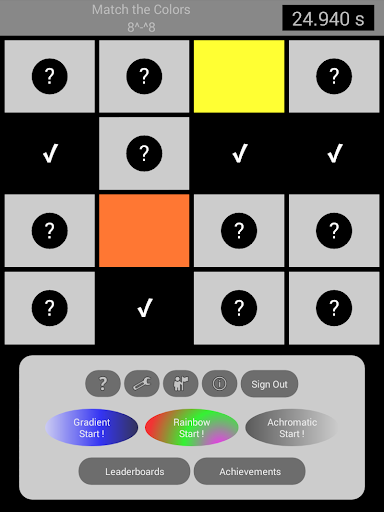 Shikisai Match the Colors For PC Windows (7, 8, 10, 10X) & Mac Computer Image Number- 8