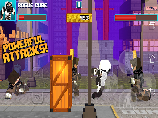 Block Mortal Survival Battle  screenshots 14