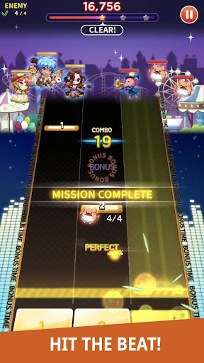 RhythmStar: Music Adventure - Rhythm RPG 1.6.0 screenshots 11