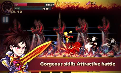 Brave Fighter: Demon Revenge MOD APK 2021 [Unlimited Money & Free Shopping] 6