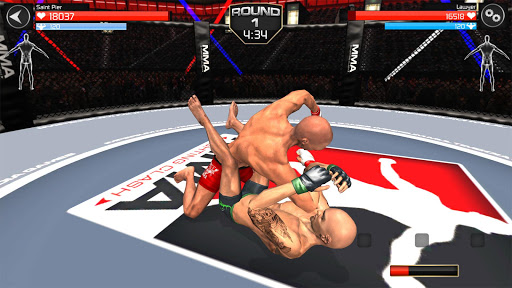 MMA Fighting Clash  screenshots 4