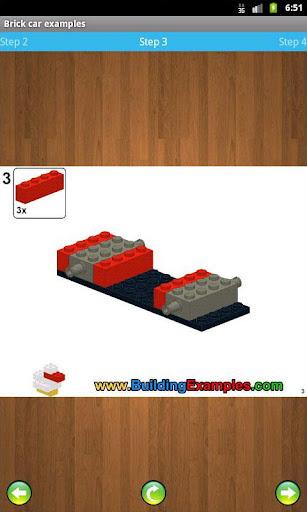 Brick car examples 3.5 screenshots 2