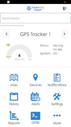 trackerway screenshot 2
