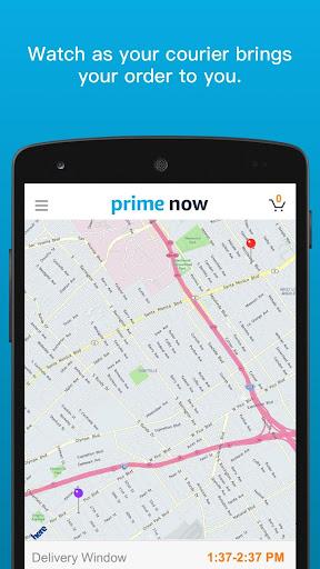 Amazon Prime Now modavailable screenshots 4