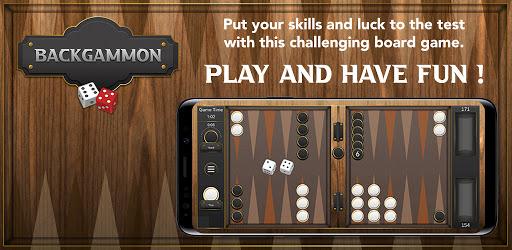Backgammon Classic Free 1.0.16 screenshots 1