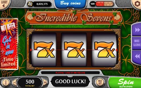 Vegas Power Slots - Free Real Vegas Slot Machines 1.47 Screenshots 3