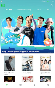 iQIYI Video – Dramas & Movies Screenshot