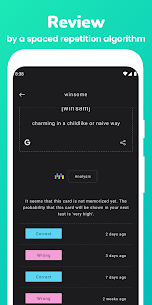 Memorize: Learn GRE Vocabulary with Flashcards 1.5.1 Apk 3