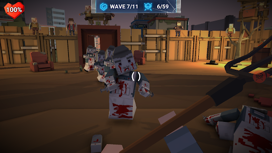 The Walking Zombie v2.56 MOD APK 5