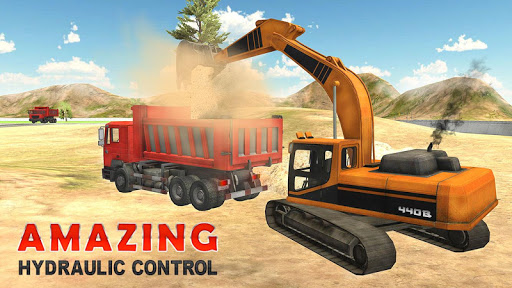 Heavy Excavator Simulator PRO 6.0 screenshots 5