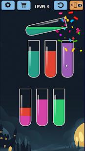 Water Color Sort 1.0.7 screenshots 1