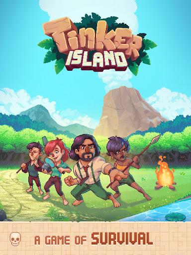 Tinker Island - Survival Story Adventure  screenshots 13