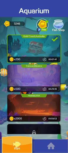 Solitaire Fish-Tripeaks  screenshots 4
