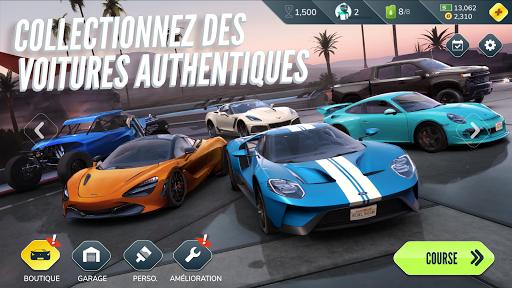 Code Triche Rebel Racing (Astuce) APK MOD screenshots 4