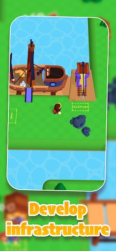 Idle Craft World  screenshots 4