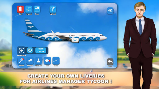 Airlines Painter modavailable screenshots 1