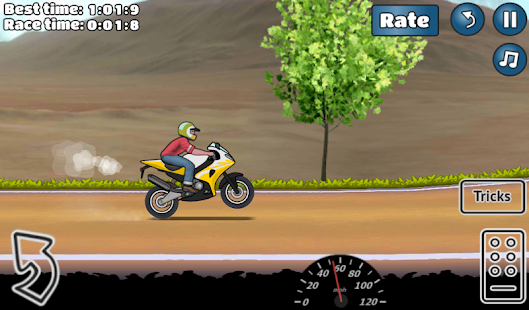 Wheelie Challenge Screenshot