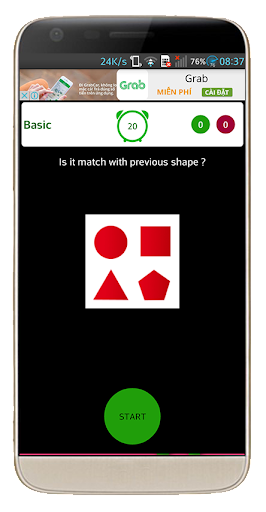 Brain Exercise Games - IQ test 1.3.5 Screenshots 6