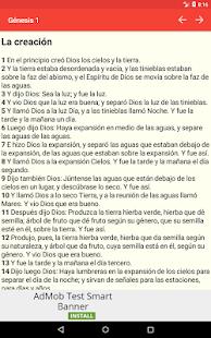 Santa Biblia Gratis 4.7 Screenshots 11