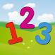 子供のための数学と数字。 数字を学ぶ - Androidアプリ