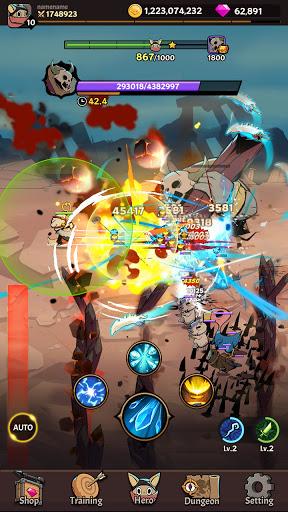 Idle Hero Battle - Dungeon Master 1.0.7 screenshots 14