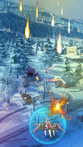 HAWK: Airplane games. Shoot em up  screenshots 2