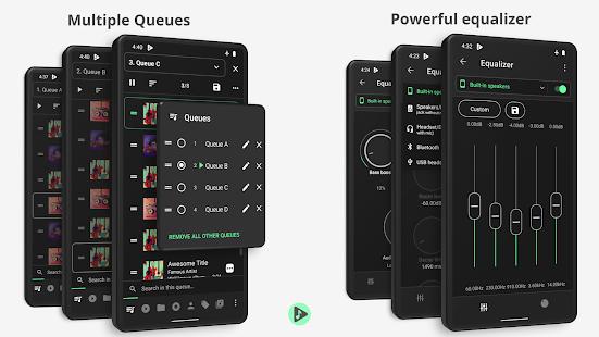 Musicolet Music Player 5.1.1 build282 Screenshots 2