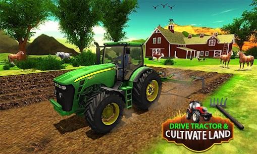 Big Farming Tractor Drive 3D 1.9 Download Mod APK 1