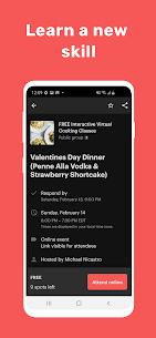 Meetup: Find events near you 4.35.8 MOD APK [UNLOCKED] 4