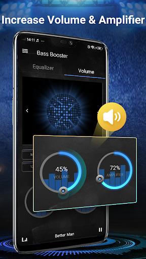 Equalizer Pro - Volume Booster & Bass Booster apktram screenshots 6