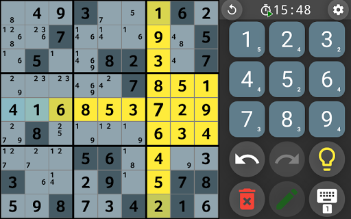 Sudoku Free apkdebit screenshots 15