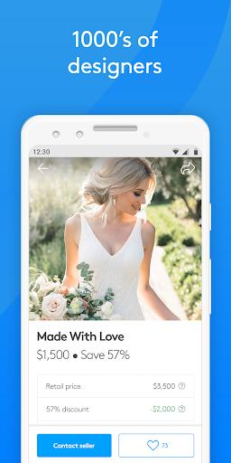 Stillwhite: Wedding Dress Marketplace android2mod screenshots 4