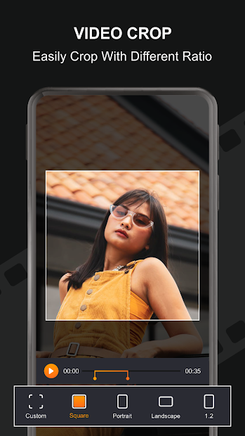 Video Crop screenshot 2