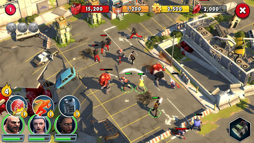 Zombie Anarchy: Survival Strategy Game  Screenshots 6